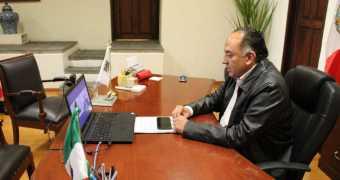 #EnUltraNoticias | El secretario de gobernación, David Méndez