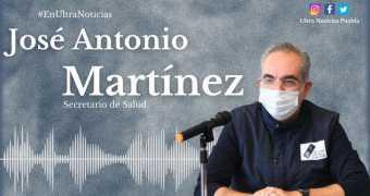 #EnUltraNoticias | El Secretario de Salud de Puebla